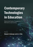 Contemporary Technologies in Education