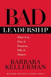 Bad Leadership Book PDF