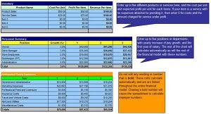 Billboard Advertising Service Business Plan PDF