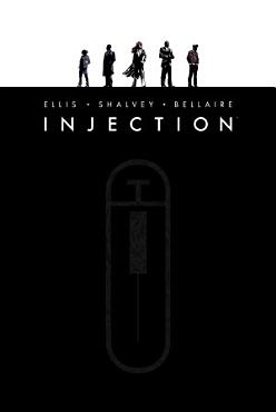 Injection Deluxe Edition Vol  1 PDF
