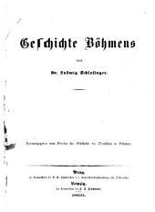 Geschichte Böhmens