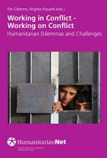 Working in Conflict   Working on Conflict PDF