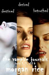 Vampire Journals Bundle (Books 4, 5 and 6)