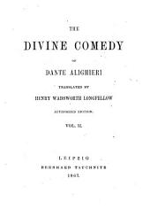 The Divine Comedy of Dante Alighieri: Volume 2