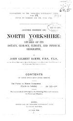Transactions of the Yorkshire Naturalists' Union