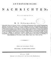 Astronomische Nachrichten: Volumes 26-27