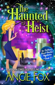 The Haunted Heist Book
