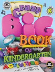 Crazy Big Book of Kindergarten Activities PDF