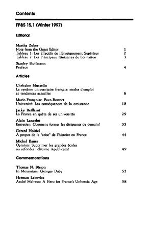 French Politics and Society PDF