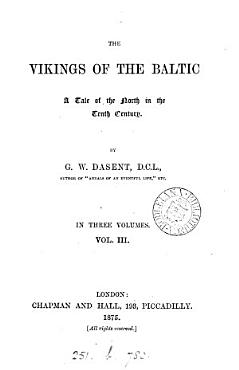 The Vikings of the Baltic PDF