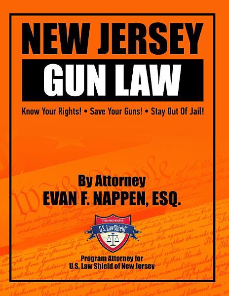 New Jersey Gun Law PDF
