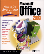 How to Do Everything with Microsoft Office 2003 PDF
