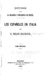 Los Españoles en Italia