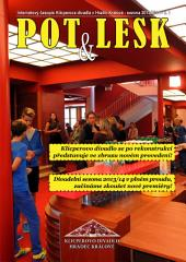 POT&LESK č. 1 (2013/14): Září 2013