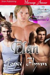 Elan [Beyond the Marius Brothers 8] (Siren Publishing Menage Amour ManLove)