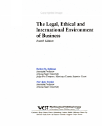 The Legal  Ethical  and International Environment of Business PDF