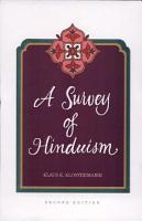 A Survey of Hinduism PDF