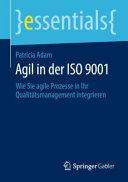 Agil in der ISO 9001 PDF