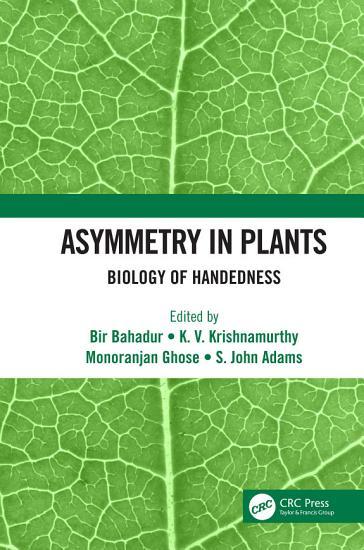Asymmetry in Plants PDF