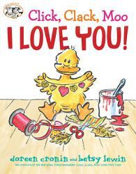 Click Clack Moo I Love You  Book PDF