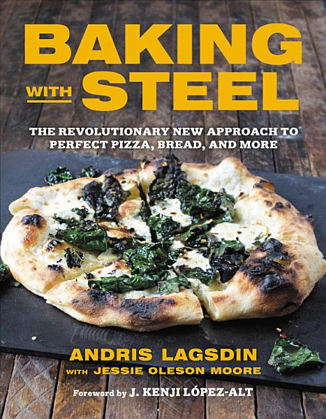 Download Baking with Steel Book