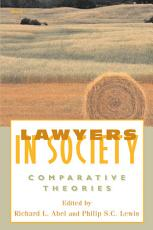 Lawyers in Society PDF