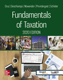 Fundamentals of Taxation 2020 Edition PDF