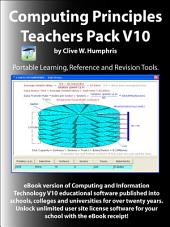 Computing Principles Teachers Pack: Volume 10