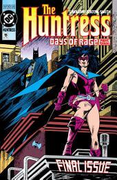 The Huntress (1989-) #19