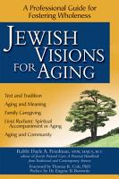 Jewish Visions for Aging PDF