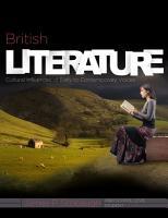 British Literature Student PDF