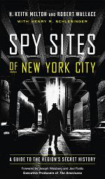 Spy Sites of New York City