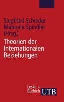Theorien der Internationalen Beziehungen PDF