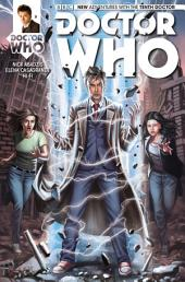 Doctor Who: The Tenth Doctor #13: Spiral Staircase Part 1