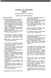 Journal Of Retailing Book PDF
