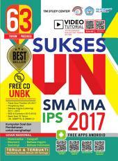 SUKSES UN SMA IPS 2017: Kumpulan Soal dan Pembahasan untuk Menghadapi Ujian Nasional