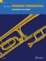 Trombone Fundamentals PDF