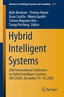 Hybrid Intelligent Systems PDF