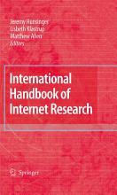 International Handbook of Internet Research PDF
