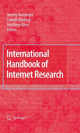 International Handbook of Internet Research PDF
