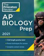 Princeton Review AP Biology Prep, 2021