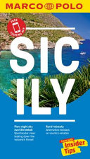 Sicily Marco Polo Pocket Travel Guide