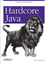 Hardcore Java: Secrets of the Java Masters