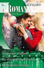 Romana különszám 85. kötet: Tengernyi érzelem (Corretti-krónika 7.), Ha elmúlik a karácsony, Mozgalmas hétvége