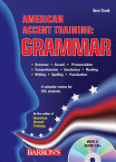 American Accent Training  Grammar with Audio CDs PDF