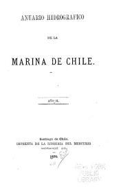 Anuario hidrográfico de la Marina de Chile: Volumen 2