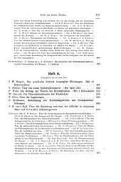 Zeitschrift für physikalische Chemie: Band 3