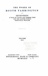 The Works of Booth Tarkington: Volume 12