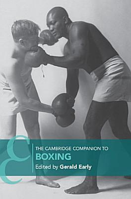 The Cambridge Companion to Boxing PDF