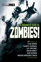 The Mammoth Book of Zombies PDF